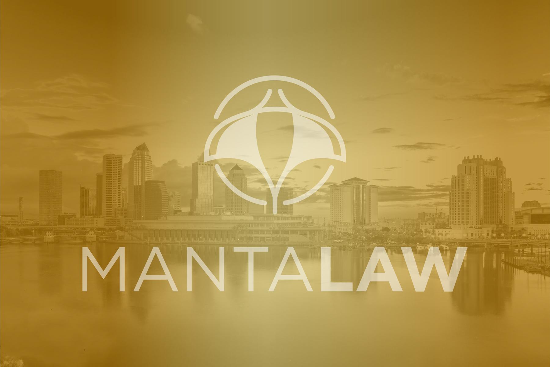 Manta Law Tampa Skyline